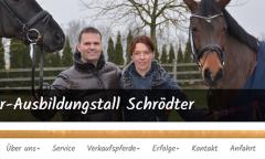 Jörg Schrödter – Ausbildung und Verkauf von Dressurpferden