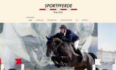 Sportpferde Vaske – Turnier und Ausbildungsstall