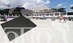 Sponsored Post: Gebrauchte OTTO-Lochmatten zum Sonderpreis von der Longines Global Champions Tour!