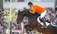 Jur Vrieling und VDL Glasgow bei der EM in Göteborg. Foto: sportfotos-lafrentz.de