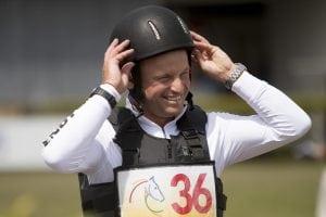Allen Grund zum Strahlen: Michael Jung steht weiter auf Platz eins der Weltrangliste. (Foto: Stefan Lafrentz)