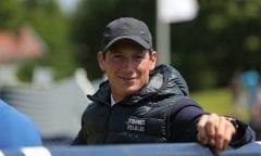 Daniel Deußer bei der  Global Champions Tour in Hamburg. Foto © www.sportfotos-lafrentz.de/ Stefan Lafrentz