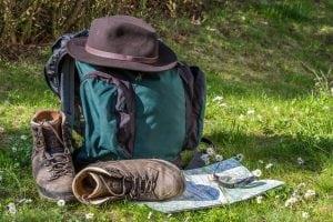 Bevor man alle Sachen packt und los läuft, müssen einige Dinge beachtet werden. (Foto: pixabay)