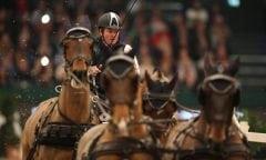 Symbolbild (Exell, Boyd (AUS), Leipzig - Partner Pferd 2016 Weltcup Fahren) © www.sportfotos-lafrentz.de / Stefan Lafrentz