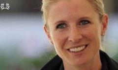 Jessica von Bredow-Werndl startet mit ihrer neuen Stute Dalera durch