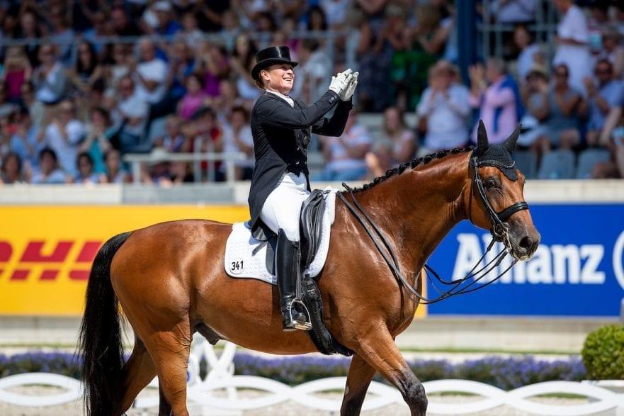 Isabell Werth und Emilio (Foto: © www.sportfotos-lafrentz.de/Stefan Lafrentz)