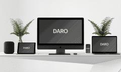 DARO – Webdesign & Entwicklung