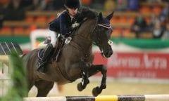 Symbolbild Pony (Beckmann, Johanna, Mondrian Neumünster - VR Classics Pony-Stil Klasse L © www.sportfotos-lafrentz.de/Stefan Lafrentz)