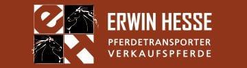 Erwin Hesse Pferdetransporter