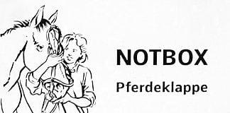 Pferdeklappe - Notbox - Schleswig - Holstein