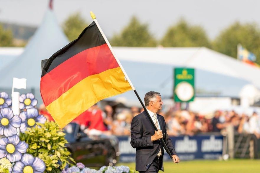 BECKER Otto (Bundestrainer) Aachen - CHIO 2018 Mercedes Benz Nationenpreis 19. Juli 2018 © www.sportfotos-lafrentz.de/Stefan Lafrentz