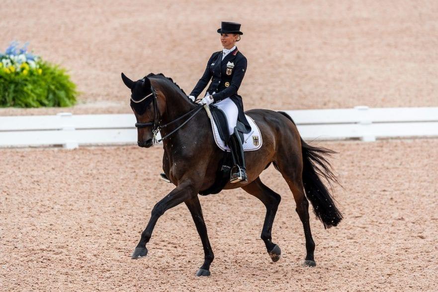 Jessica von Bredow-Werndl und Dalera BB. Foto © www.sportfotos-lafrentz.de/Stefan Lafrentz