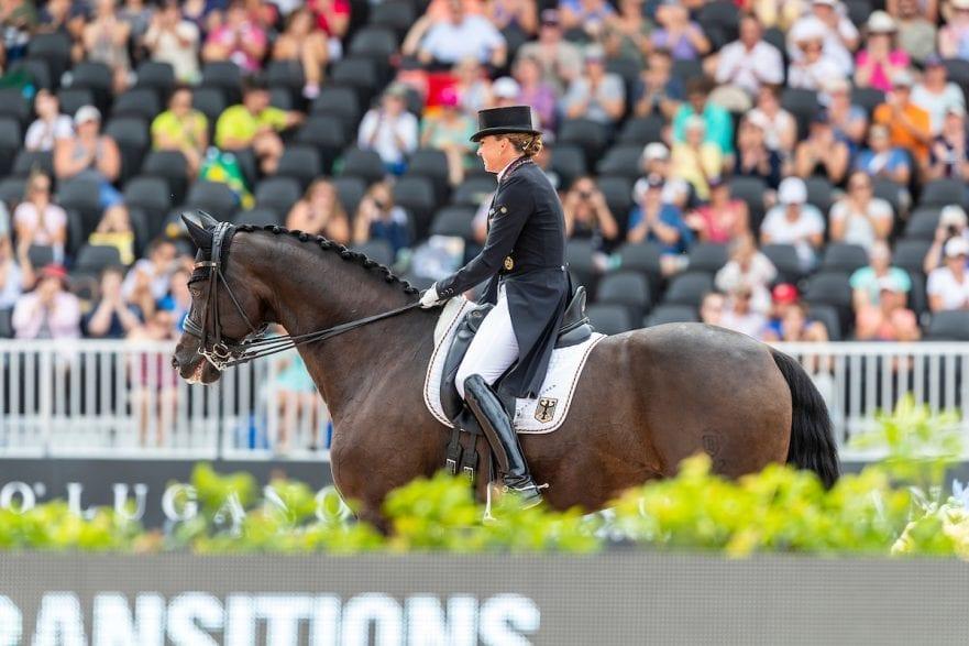 SCHNEIDER Dorothee (GER), Sammy Davis Jr. Tryon - FEI World Equestrian Games™ 2018 Grand Prix Special Einzelentscheidung 14. September 2018 © www.sportfotos-lafrentz.de/Stefan Lafrentz
