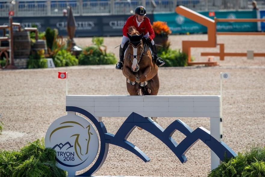 Symbolbild. EHNING Marcus (GER), Pret a Tout Tryon - FEI World Equestrian Games™ 2018 2. Qualifikation Teamwertung 1. Runde 20. September 2018 © www.sportfotos-lafrentz.de/Stefan Lafrentz
