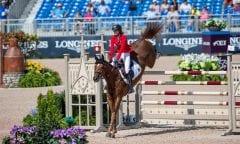 BLUM Simone (GER), DSP Alice Tryon - FEI World Equestrian Games™ 2018 FEI World Team Championships 2. Qualifikation Teamwertung 2. Runde 21. September 2018 © www.sportfotos-lafrentz.de/Stefan Lafrentz
