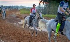 Klingbeil Ursula, GER, Aid Du Florival Tryon - FEI World Equestrian Games™ 2018 Distanzreiten/Endurance  12. September 2018 © www.sportfotos-lafrentz.de/Sharon Vandeput