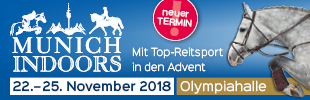 Munich Indoors 2018