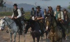 """Was der Online-Modus von """"Red Dead Redemption 2"""" zu bieten hat"""