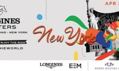 The Countdown to the Longines Masters of New York is On!