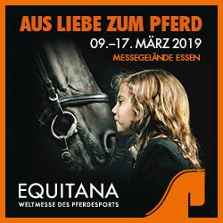 Equitana 2019: FN verlost Promi-Reitstunden