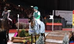 Le cross indoor enflamme Palexpo