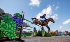 WHITAKER William (GBR), Utamaro d Ecaussines Tryon - FEI World Equestrian Games™ 2018 2. Qualifikation Teamwertung 2. Runde 21. September 2018 © www.sportfotos-lafrentz.de/Stefan Lafrentz