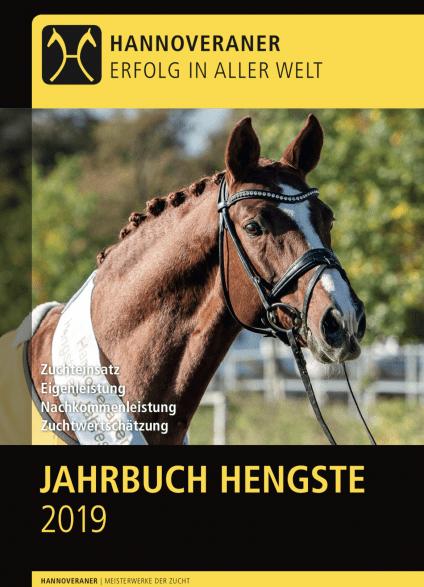 Hannoveraner Jahrbuch Hengste ist erschienen