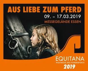 Equitana - Messgelände - Essen - 2019