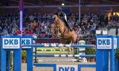Siegesritt von Alexeiy Stais auf Quintato (Foto: © www.sportfotos-lafrentz.de/Stefan Lafrentz)