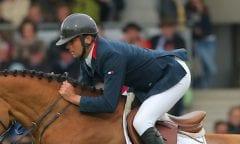 Guillon, Olivier, Lord de Theize Aachen - CHIO Nationaler Preis © www.sportfotos-lafrentz.de/ Stefan Lafrentz