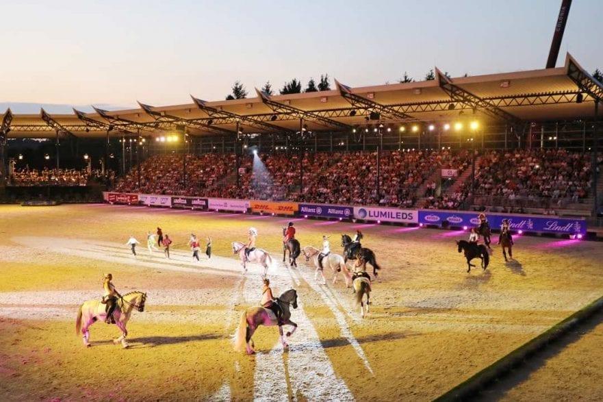 """Es gibt wieder """"Pferd & Sinfonie""""-Tickets – Zusatzkonzert am 12. Juli"""