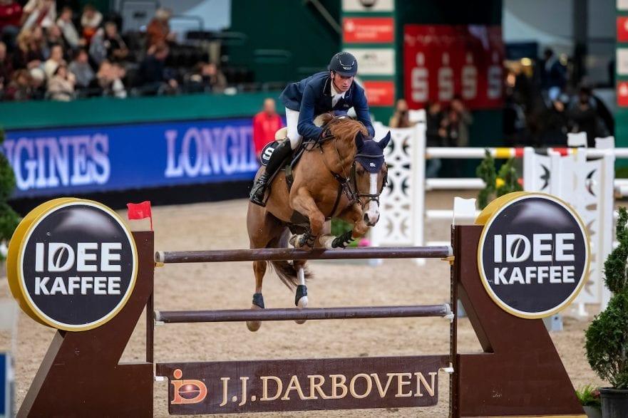 DEUSSER Daniel (GER), Tobago Z Leipzig - Partner Pferd 2019 IDEE Kaffe Preis CSI5* 18. Januar 2019 © www.sportfotos-lafrentz.de/Stefan Lafrentz