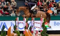 HASSMANN Felix (GER), Balance Leipzig - Partner Pferd 2019 Eröffnungsspringen 17. Januar 2019 © www.sportfotos-lafrentz.de/Stefan Lafrentz