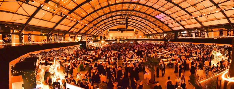 In den Holstenhallen Neumünster wird am 26. Januar der 20. Ball der Pferdefreunde gefeiert. (Foto: Hansen)