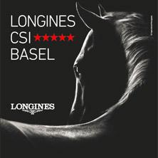 LONGINES CSI Basel Zeitplan