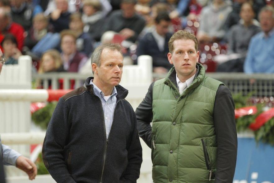 Sosath, Gerd; Sosath, Hendrik,  Oldenburger Pferdetage 2012 © www.sportfotos-lafrentz.de/ Stefan Lafrentz
