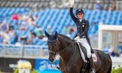 PERRY-GLASS Kasey (USA), Goerklintgaards Dublet Tryon - FEI World Equestrian Games™ 2018 Grand Prix Special Einzelentscheidung 14. September 2018 © www.sportfotos-lafrentz.de/Stefan Lafrentz