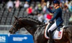 SCHOLTENS Emmelie (NED), Apache Tryon - FEI World Equestrian Games™ 2018 Grand Prix Special Einzelentscheidung 14. September 2018 © www.sportfotos-lafrentz.de/Stefan Lafrentz