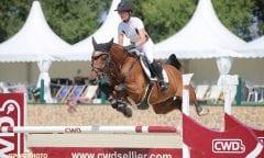 During LAKE ARENA - Equestrian Summer Ciruit II, CSI2* - Medium Tour -135cm, 2018. 08. 23. - Wiener Neustadt  (Photo: www.isportphoto.com / Mariann Marko)