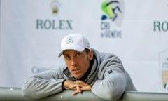 VON ECKERMANN Henrik (SWE) Genf - CHI Rolex Grand Slam 2018 Coupe de Geneve - Stechen 2. Qualifikation zum Rolex Grand Prix © www.sportfotos-lafrentz.de/Stefan Lafrentz