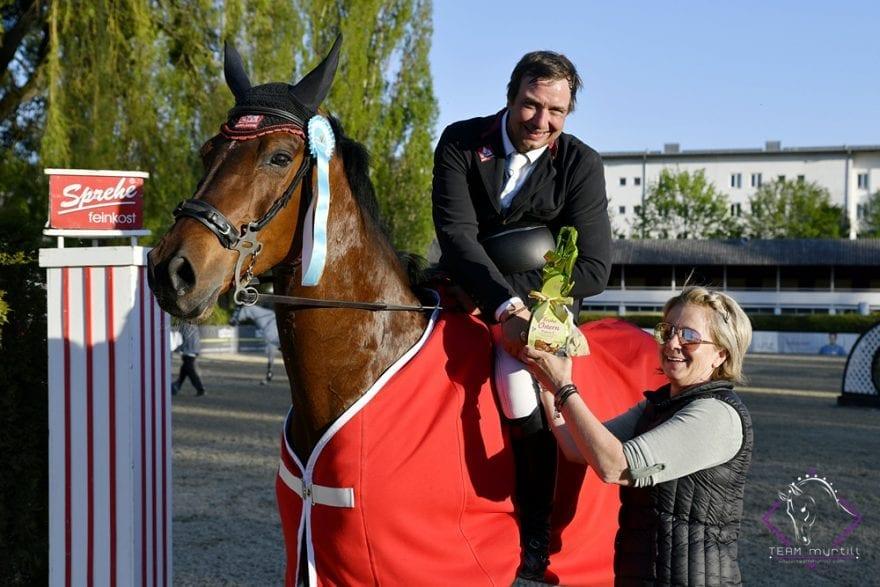 Ostersieger Christoph Obernauer und Petra Janout by Team Myrtill