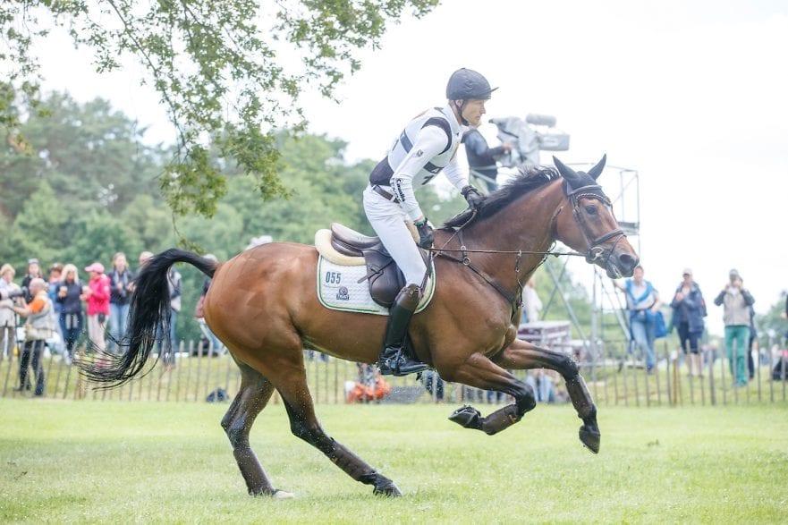 Leuwer, Ben (GER), NZB Port Royal Luhmühlen - CCI4Sterne/CIC3Sterne Deutsche Meisterschaft 2017 © Stefan Lafrentz