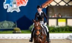 LANGENHANENBERG Helen (GER), Vayron Hagen - Horses and Dreams 2019  Nürnberger Burg-Pokal St-Georg-Special. Foto © www.sportfotos-lafrentz.de/Stefan Lafrentz