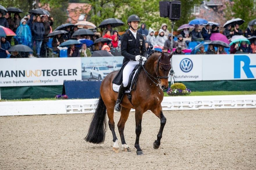 ROTHENBERGER Soenke (GER), Cosmo 59 Hagen - Horses and Dreams 2019  Grand Prix de Dressage CDI4* Special Tour 27. April 2019 © www.sportfotos-lafrentz.de/Stefan Lafrentz