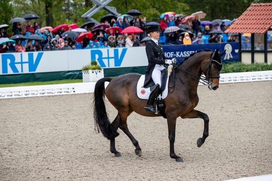 VON BREDOW-WERNDL Jessica (GER), TSF Dalera BB Hagen - Horses and Dreams 2019  Grand Prix de Dressage CDI4* Special Tour 27. April 2019 © www.sportfotos-lafrentz.de/Stefan Lafrentz