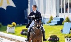 WERNDL Benjamin (GER), Famoso OLD Hagen - Horses and Dreams 2019  Grand Prix de Dressage CDI4* Special Tour 27. April 2019 © www.sportfotos-lafrentz.de/Stefan Lafrentz