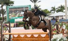 Victoria Colvin Caps Winter Equestrian Festival Success with Overall Hunter Rider Title and International Hunter Derby Championship