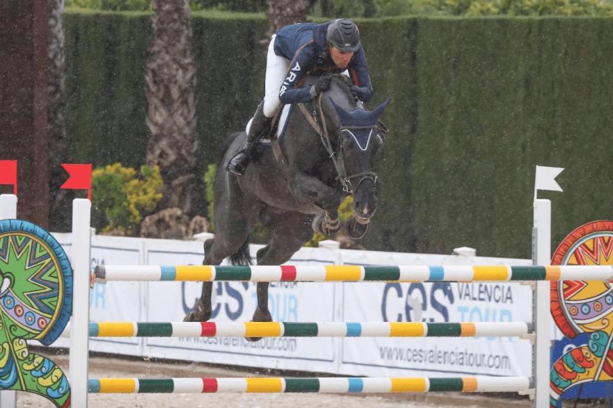Spanischer Sieger in der Trofeo El Corte Inglés: Kevin Gonzales de Zarate Fernandez und Urbain des Grezils sicherten sich den letzten Großen Preis in Valencia. (Foto: Frank Fotistica)
