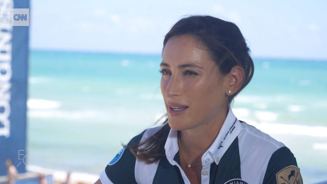 Zum Reiten geboren:  Jessica Springsteen über ihre Liebe zum Reitsport