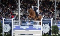 Danielle Goldstein and Lizziemary. Photo: LGCT / Stefano Grasso